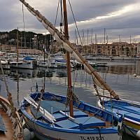 pointu de Sanary-sur-mer