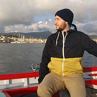 Pointu toulonnais barré par Félix MIL dans la baie de Sanary-sur-mer