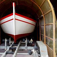Peinture PU Acrylique bateau